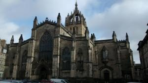 Cracking Retirement - Edinburgh St Giles