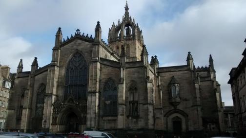 Edinburgh St Giles