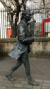 Edinburgh Robert Fergusson