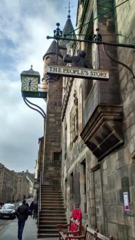 Edinburgh - The People's Story