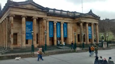 Edinburgh Scottish National Gallery