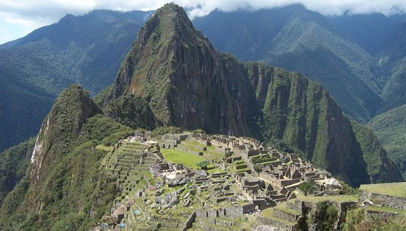 Cracking Retirement Machu Picchu