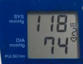 Cracking Retirement Blood Pressure