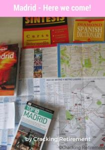 Cracking REtirement Madrid Pinterest 1