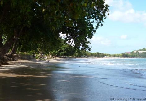 Cracking REtirement Malabar Beach south