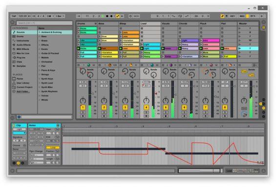 Ableton Live 9 Suite 9.6.1 Crack