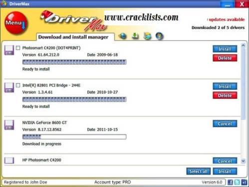 DriverMax 8.14 Pro keygen