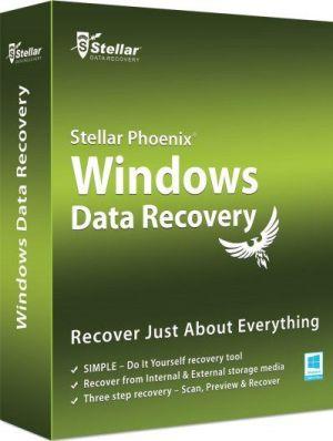 Stellar Phoenix Data Recovery 6.0 Crack