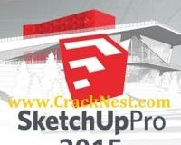 Sketchup Pro 2015 Crack Plus License Key & Serial Number Download