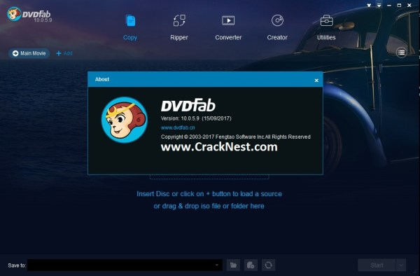 DvDFab 10 Crack Patch