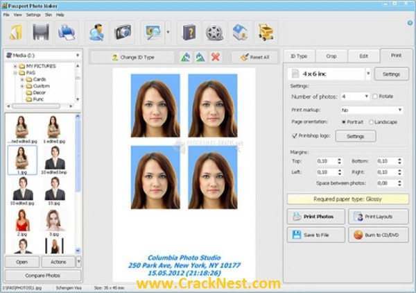 Passport Photo Maker Serial Keygen Patch