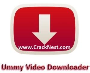 Ummy Video Downloader 1.7 Crack