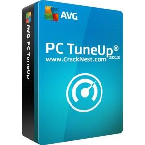 AVG PC TuneUp Product Key 2018