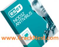 Eset Nod32 Antivirus 10 License Key 2018 Full Crack & Keygen Download