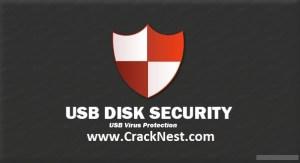 USB Disk Security Key