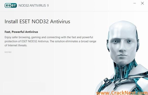 Eset Nod32 Antivirus 9 Activation Key Crack