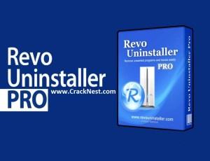 Revo Uninstaller Pro 3.2.1 Serial Number