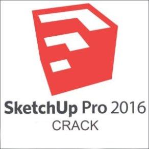 sketchup 2016 crack only