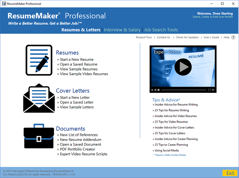 resumemaker - Resume Maker Professional