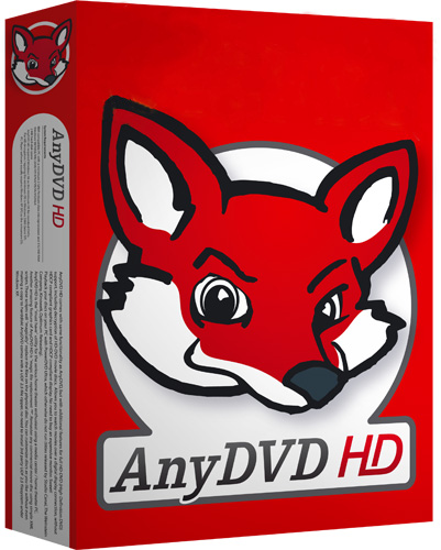 RedFox AnyDVD HD 8.2.1.0 Full Version (Crack) Latest