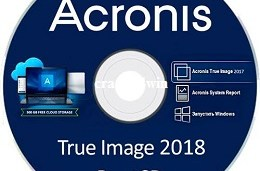 Acronis True Image Bootable ISO