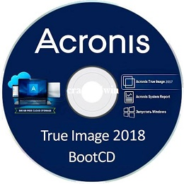 Acronis True Image 2018 Boot ISO