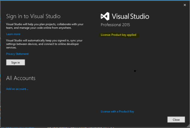 Microsoft Visual Studio 2015 Crack + Activation Key [Latest] 2