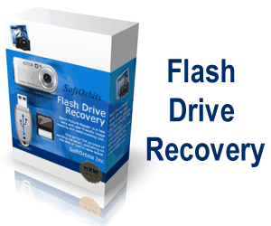SoftOrbits Flash Drive Recovery 3.1