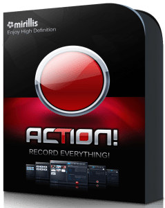 Mirillis Action! 2.7.4 Crack Full Version