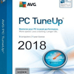 AVG PC TuneUp 2018 v16 Crack + Serial Key