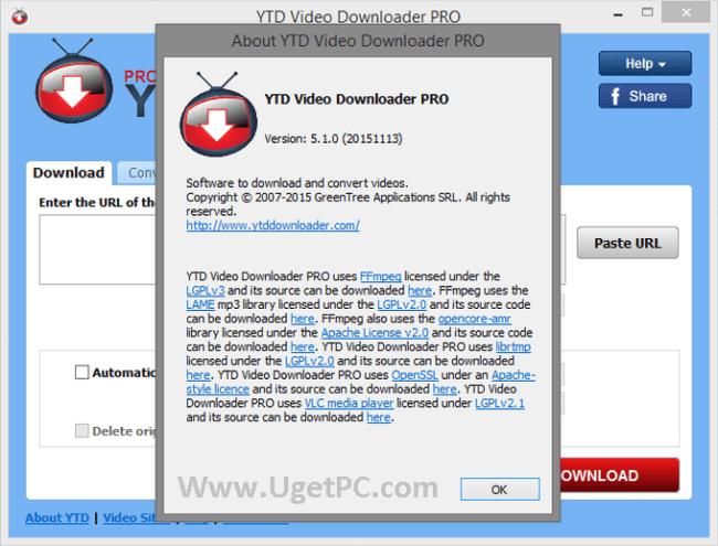 YTD-Video-Downloader-Ugetpc