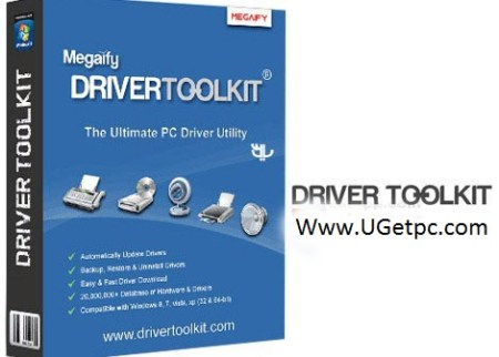 Driver Toolkit License Key -CrackSoftPC