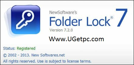 Folder Lock 7-CrackSoftPC