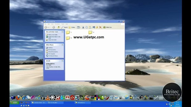 Folder-Lock-folders-UGetpc