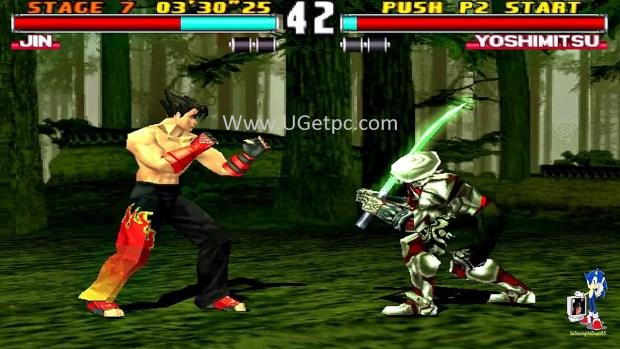 Tekken-3-jin-CrackSoftPC