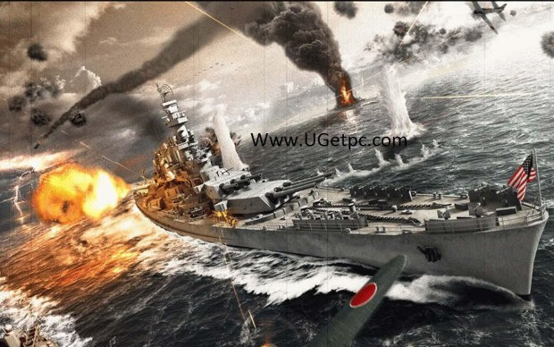World-War-2-Ship-UGetpc