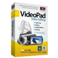 NCH VideoPad Video Editor Professional 4.40 Crack, Keygen Latest Is Free Here