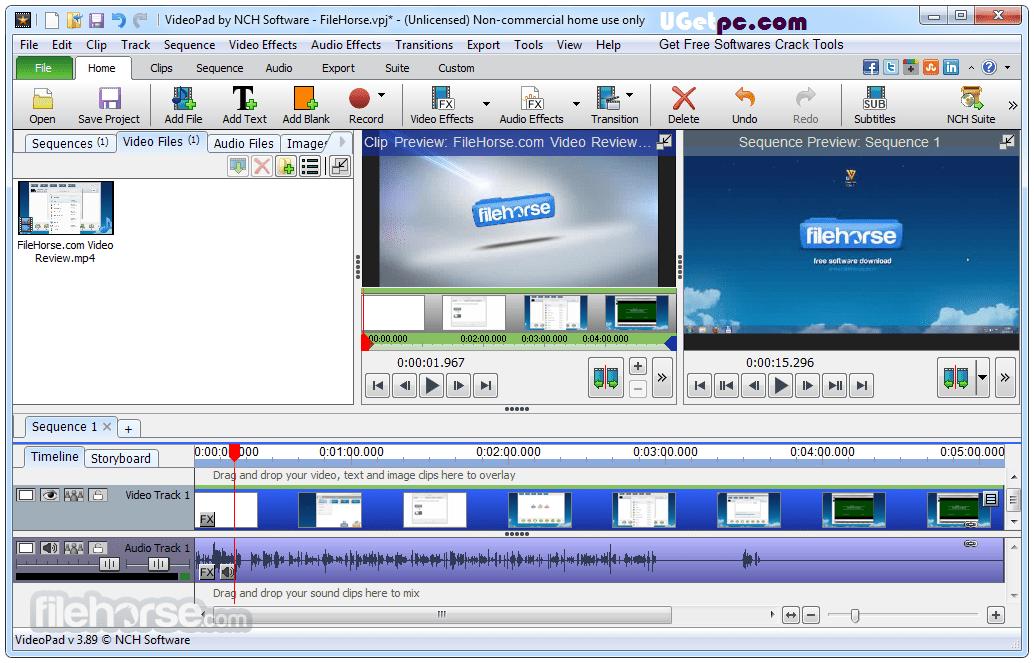 videopad video editor crack serial keygen