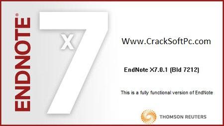 Endnote x7 product key crack