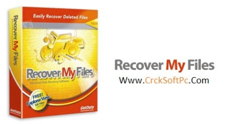Recover My Files-Cover-CrackSoftPc