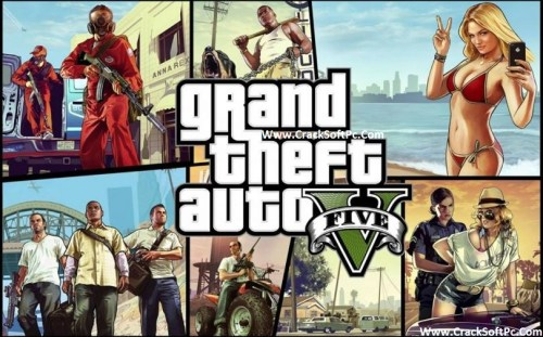 Grand Theft Auto 5 Download-cover-cracksoftpc