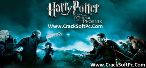 Harry Potter And The Order Of The Phoenix Game CrackSoftPc