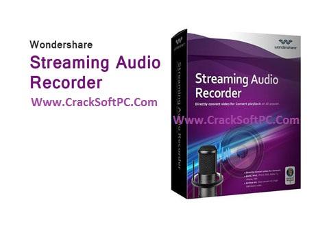 wondershare streaming audio recorder serial crack codes