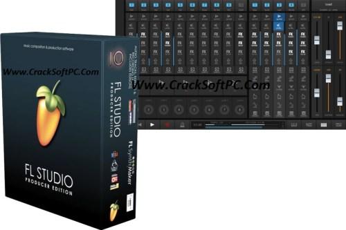 FL STUDIO Crack-Full Version-Cover-CrackSoftPC
