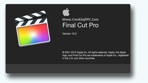 Final Cut Pro For Windows Free Download Cover-CrackSoftPC