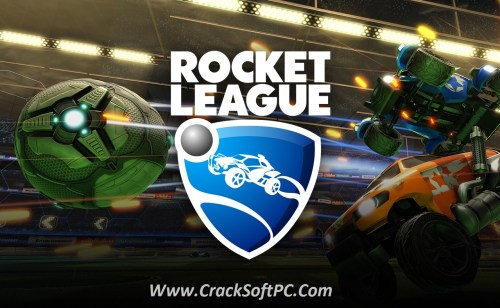 Rocket League Free Download Cover-CrackSoftPC