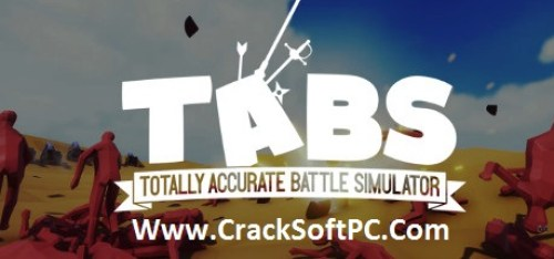 Totally Accurate Battle Simulator Download Free PC-Cover-CrackSoftPC
