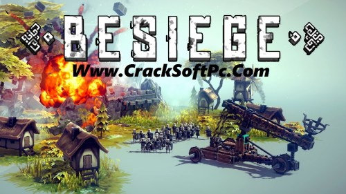 Besiege Free Download-Cover-CrackSoftPC