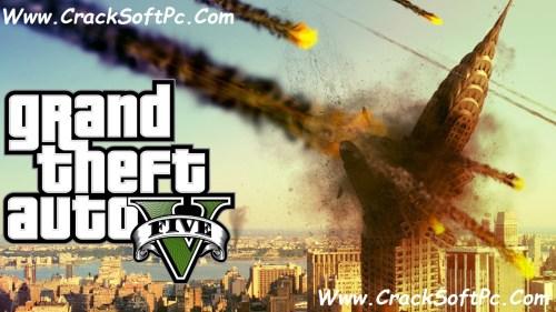 GTA 5 Download Free-Cover-CrackSoftPC
