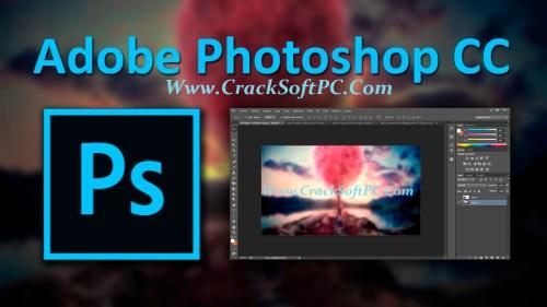 Photoshop Crack CC 2017 For Windows-Cover-CrackSoftPC